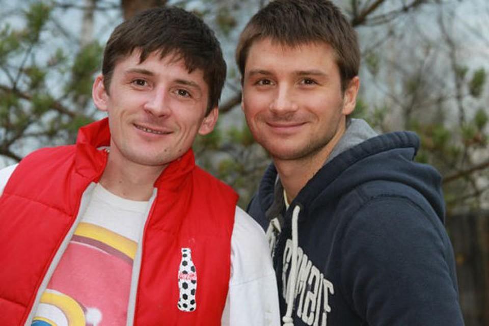 Сергей и Павел Лазаревы.