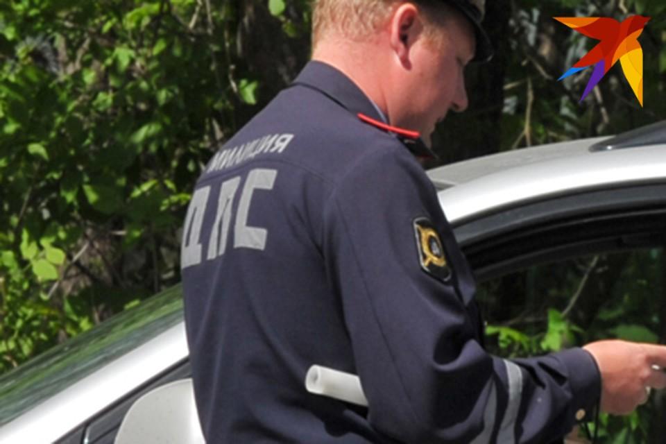 Полицейские будут проверять всех водителей.