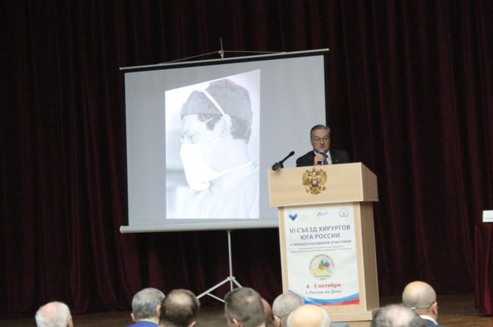 В работе Съезда приняли участие свыше 400 специалистов хирургического профиля.