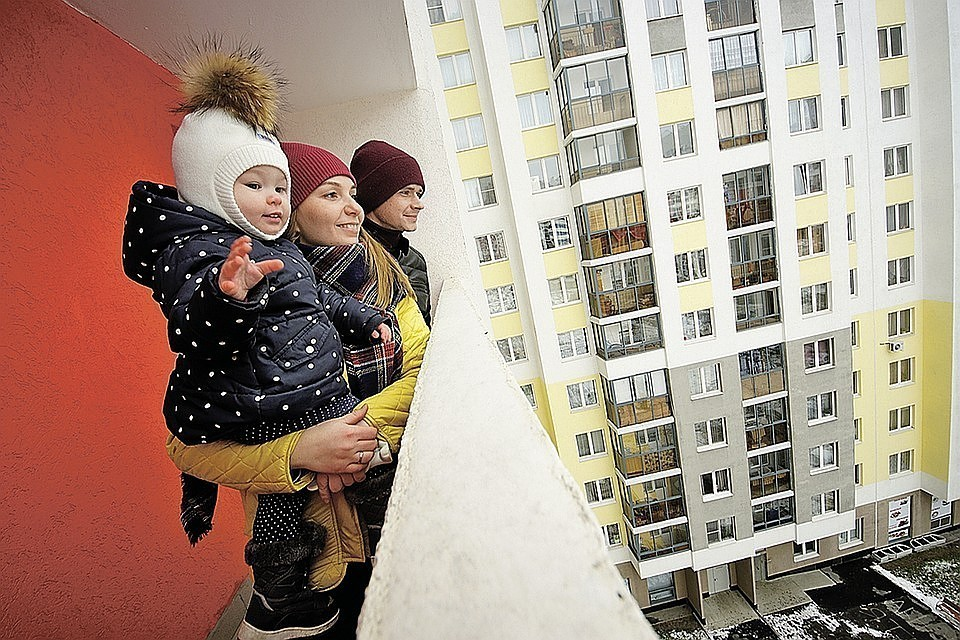 ЦБ РФ: доступность ипотечного жилья в России достигла исторического максимума