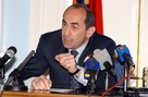 Общественность Армении выступила в поддержку Роберта Кочаряна