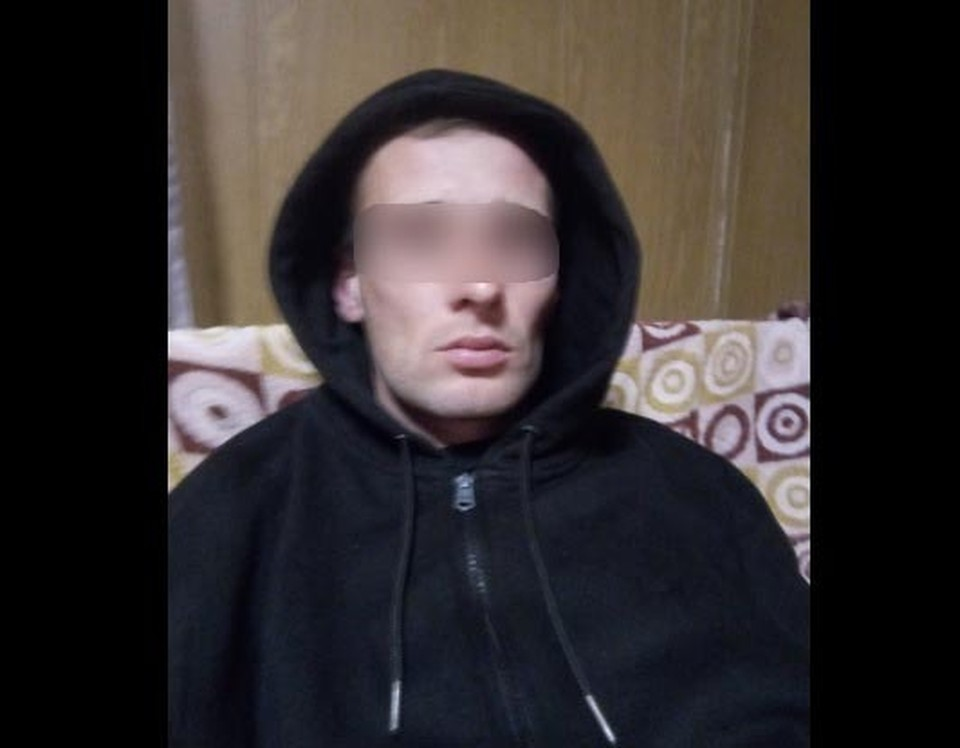 Предполагаемый убийца Елизаветы Киселевой. Фото соцсетей