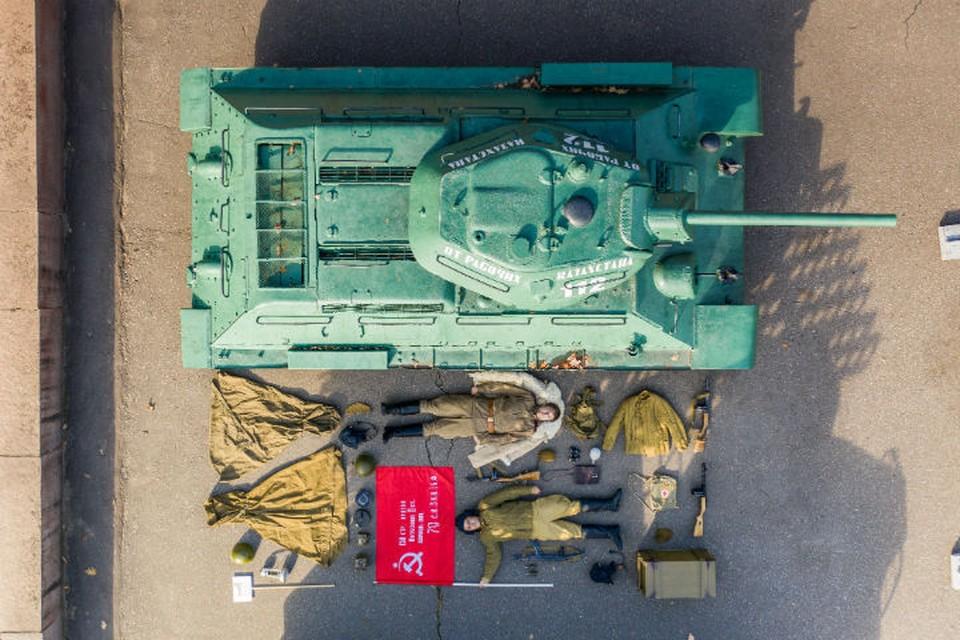 Фото: Пресс-служба Музея Победы