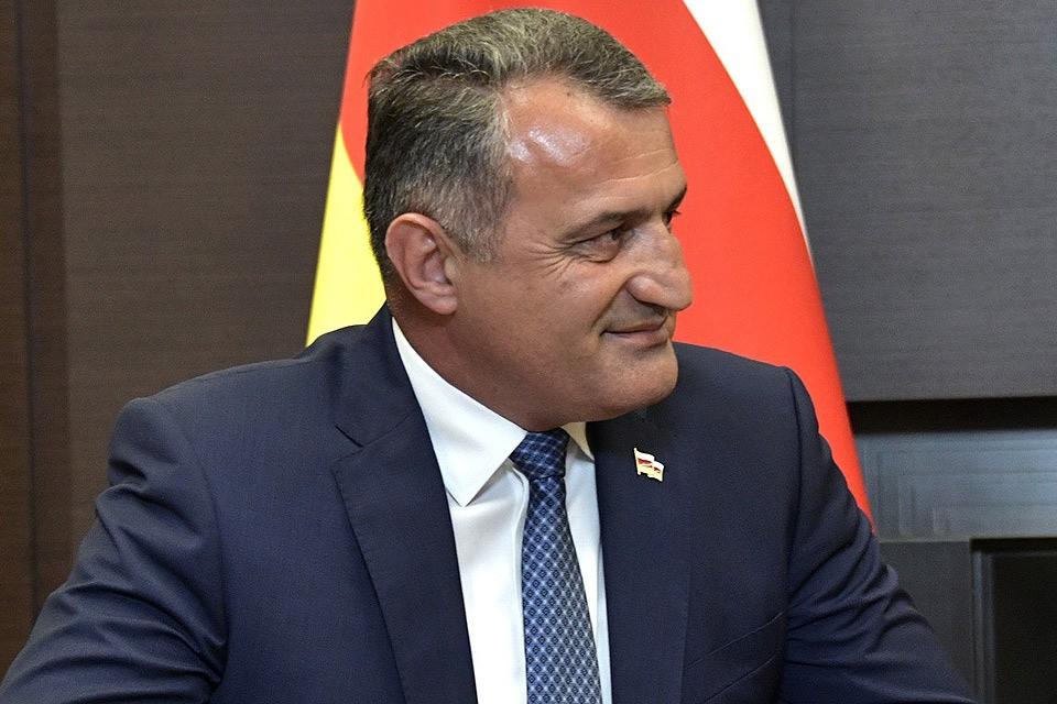 Президент Республики Южная Осетия Анатолий Бибилов.