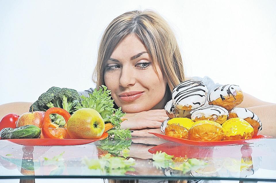 Формула здорового питания проста: мы не можем есть больше, чем расходуем энергии.