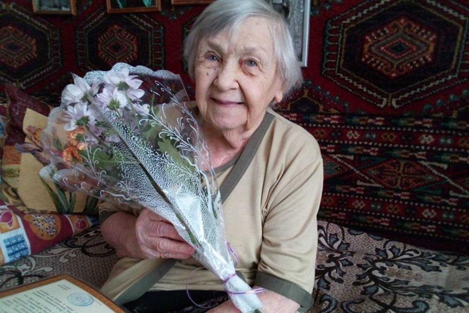100-летняя Тамара Калинина пострадала от равнодушия медперсонала. Фото: министерство социальной политики Нижегородской области