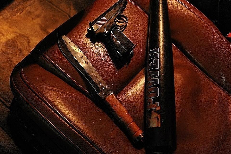 Стрелять начал брат должника, находившийся «под веществами»