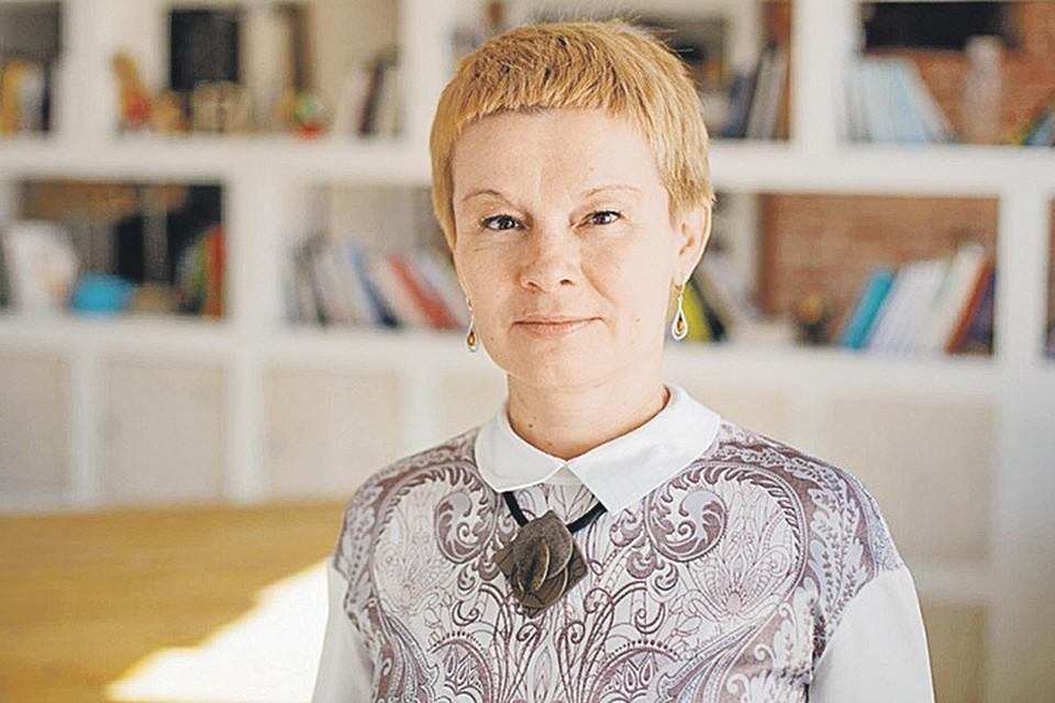 Автор проекта «Заслуженный отдых» Елена Алиева. Фото: Личный архив героя публикации