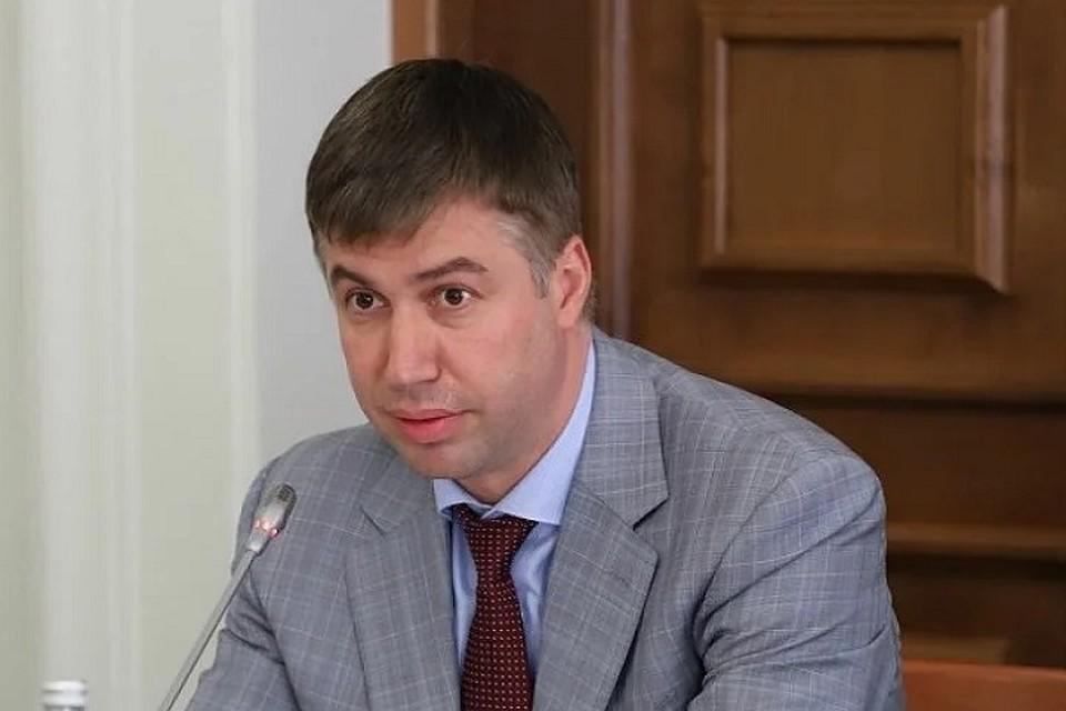 Алексей Логвиненко стал новым сити-менеджером. Фото: пресс-служба администрации Ростова