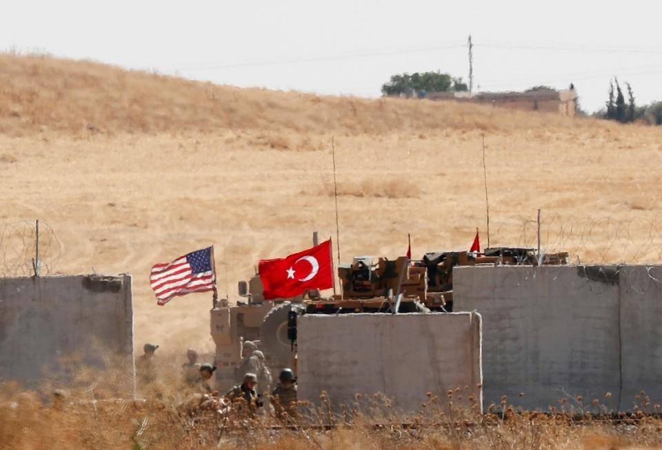 Меморандум подразумевает ввод войск РФ на границу между Сирией и Турцией