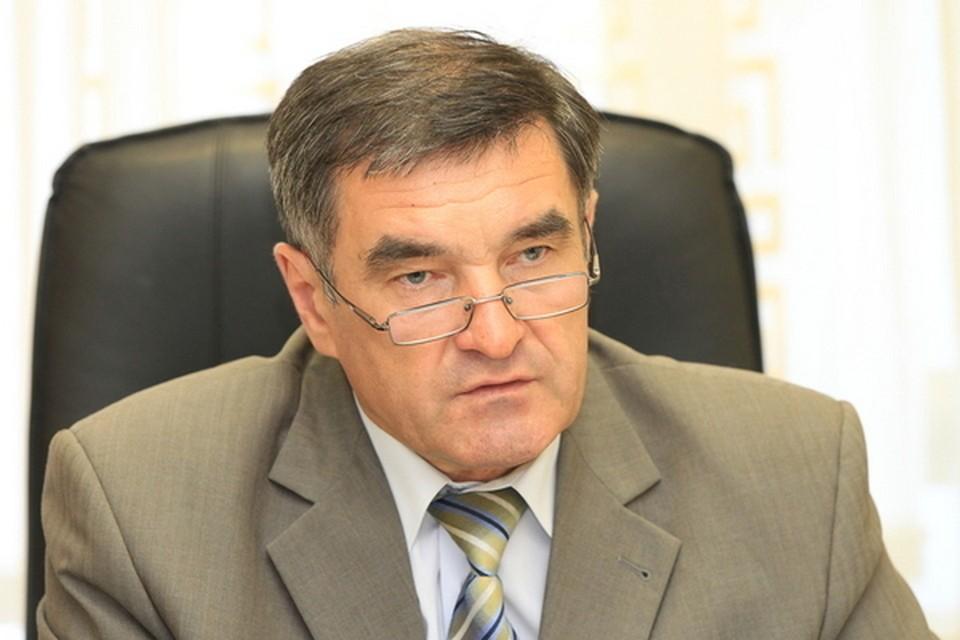 Рафаиль Гибадуллин занимает должность с 2012 года