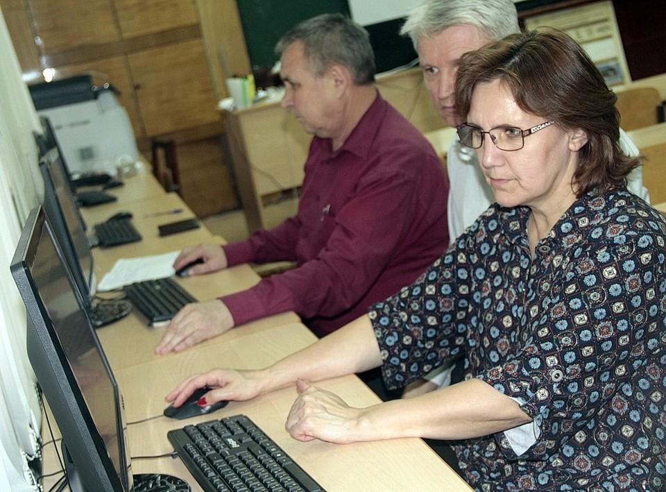 Кто сказал, что у старшего поколения трудности с компьютерной грамотностью? Студенты за 50 это опровергают.