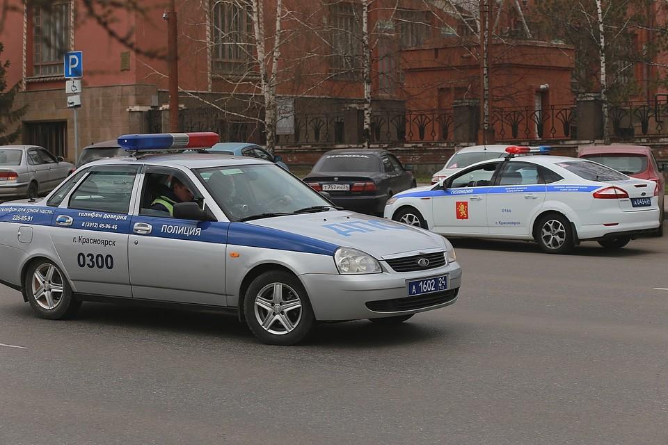 ГИБДД настоятельно рекомендует красноярским водителям перейти на зимний стиль вождения