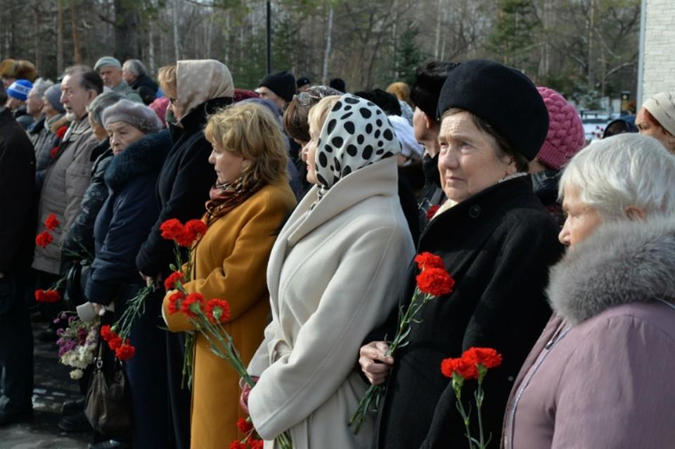 Память жертв политических репрессий почтут в Хабаровском крае