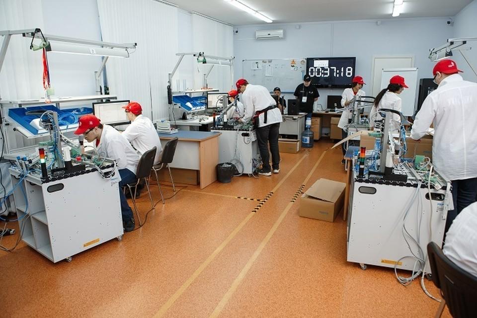 «Молодые профессионалы» на Ямале будут соревноваться в 54 компетенциях Фото: Администрация Ноябрьска