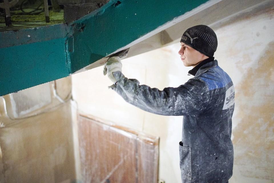 Одна из целей программы капремонта - остановить разрушение жилого фонда