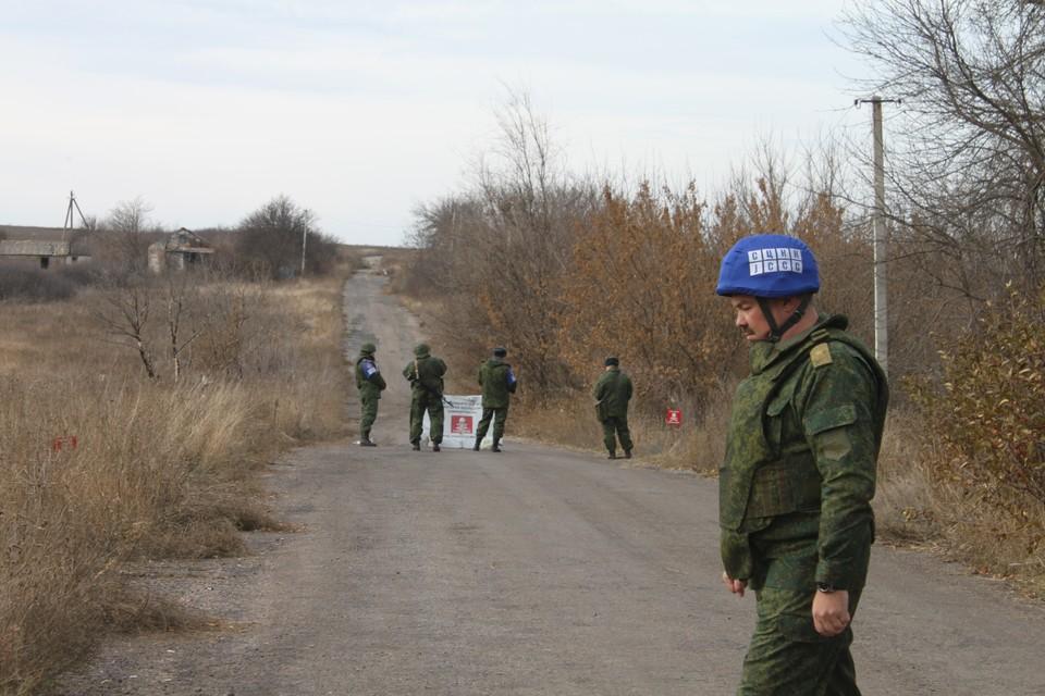 Киев в очередной раз сорвал разведение сил и средств
