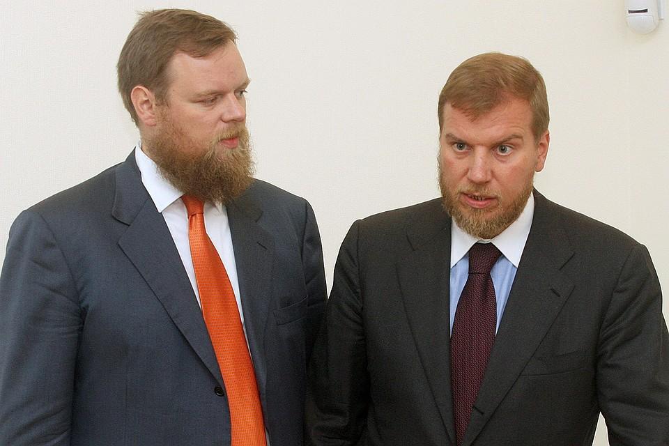 Братья Дмитрий и Алексей Ананьевы. Фото ТАСС / Ведомости / Евгений Стецко
