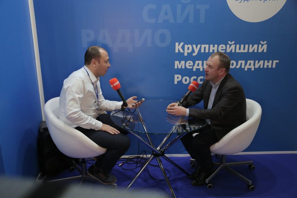 Станислав Наумов, генеральный директор Евразийского центра интеграционных исследований и коммуникаций.
