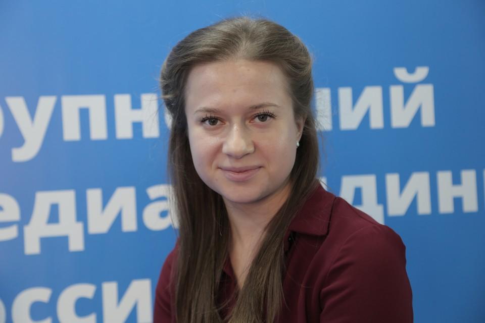 Евгения Кожевникова, директор департамента по реализации проектов развития детей и молодежи Союза «Молодые профессионалы» (Ворлдскиллс Россия).