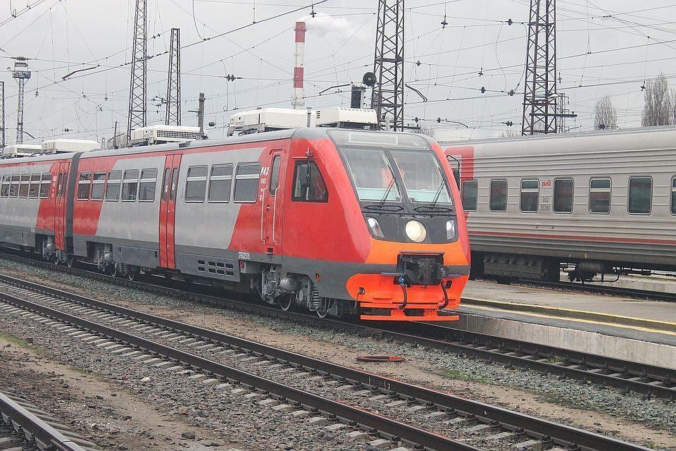 Новые поезда пойдут по Крымскому мосту!