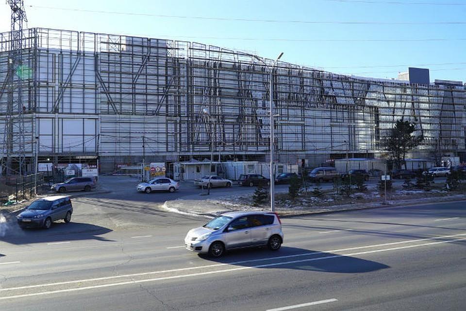 ТЦ заполнен арендаторами на 100 процентов