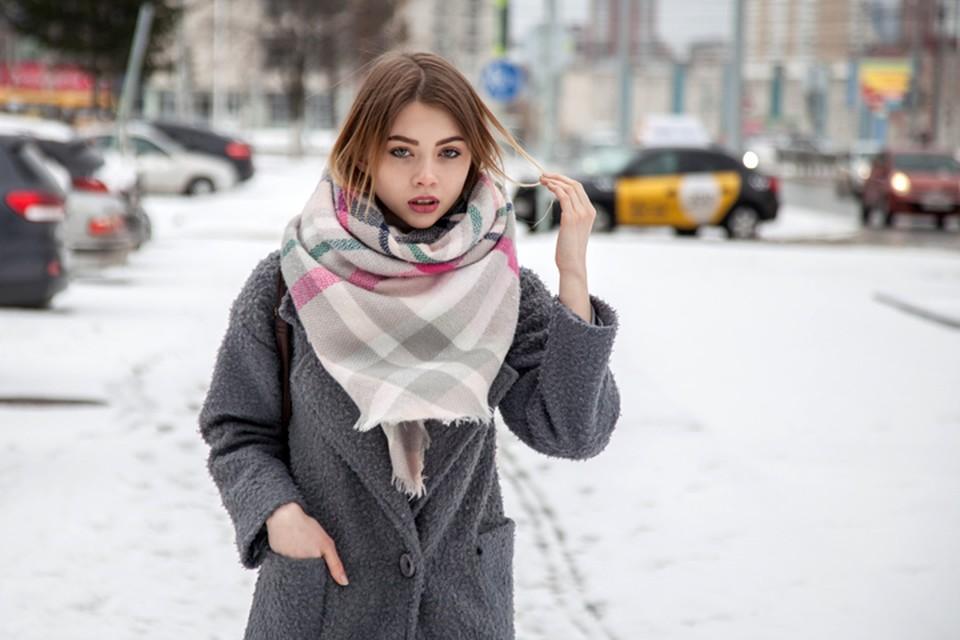 Настоящая зима со снегом придет в столицу не раньше конца ноября.