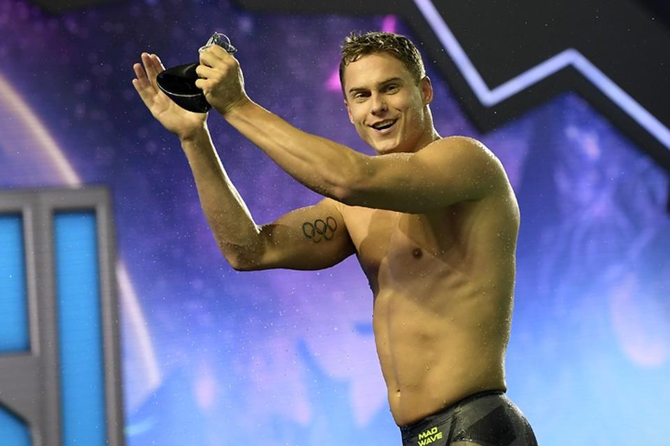 Российский пловец Владимир Морозов выиграл Кубок мира.