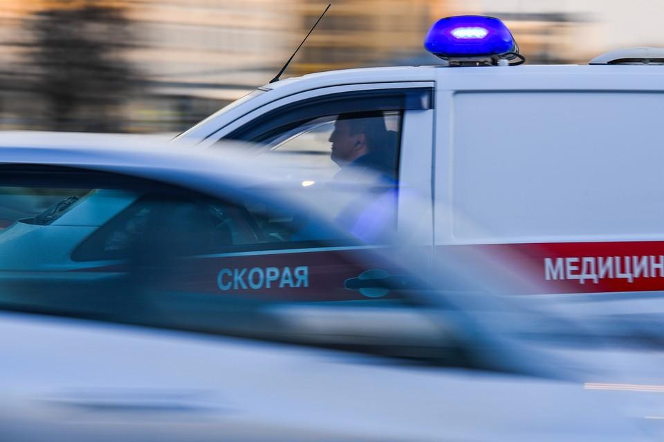 31 октября девочка была госпитализирована в реанимационное отделение Одинцовской ЦРБ