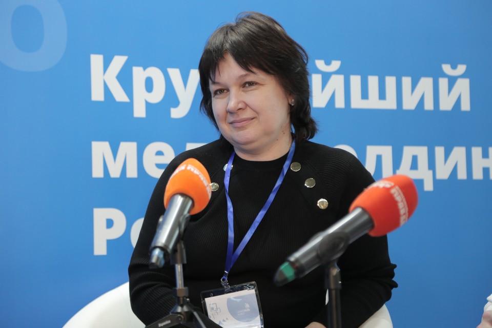 Виктория Порудеева, руководитель управления по оценке и развитию персонала Трансмашхолдинга.