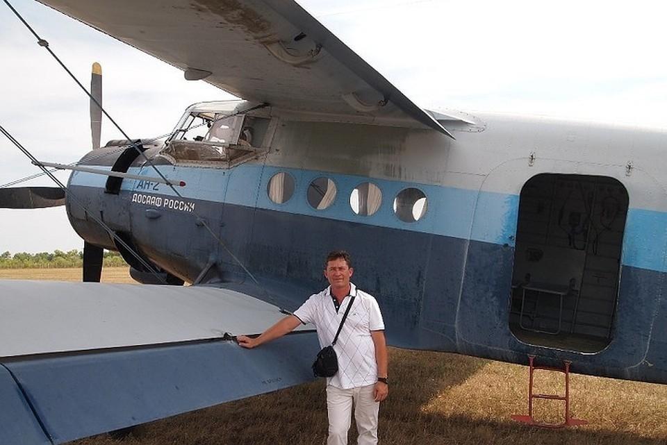 Летчик Палагичев отрицает все обвинения в свой адрес