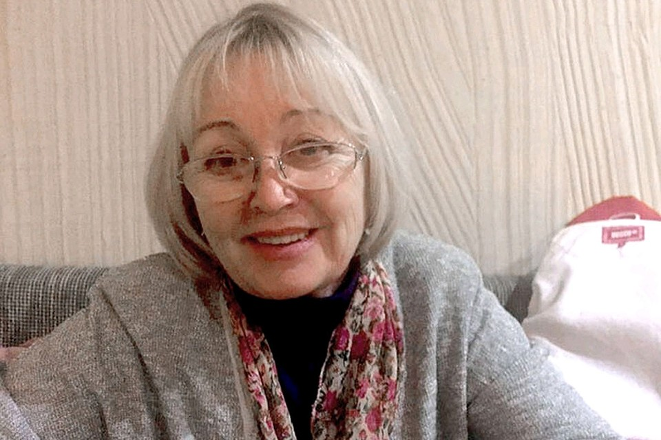 Мать Анастасии Заворотнюк Валентина Борисовна.