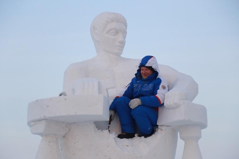 Стала известна дата проведения фестиваля «Волшебный лед Сибири» в Красноярске