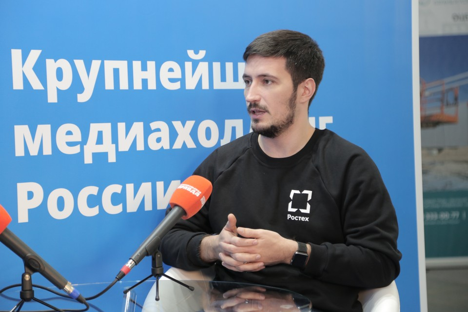 Андрей Батрименко, руководитель программы «Вектор» Академии Ростеха.