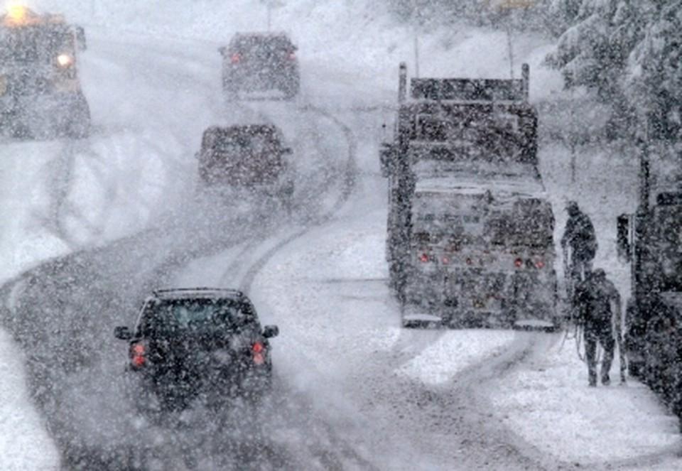 На Ямале ждут похолодание с метелью Фото: из открытых источников