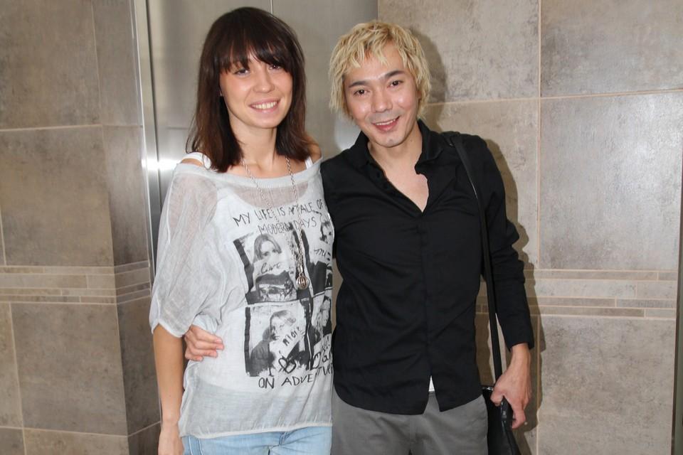 С Александрой Куцевол, которая стала его последней любовью, Олег жил без штампа в паспорте.