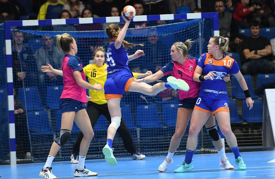 Соперницы «Лады» по группе во втором по значимости турнире Европы определятся позднее. Фото: ГК «Лада».