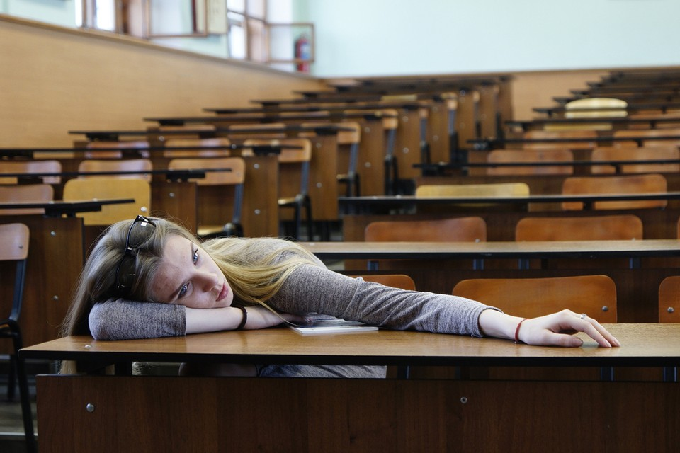 Среди молодежи до 30 лет высшее образование получили всего 47 процентов.