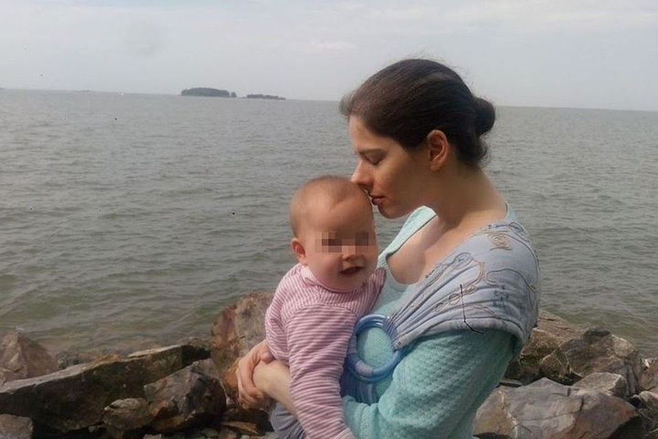 Из-за болезни Мария оставила детей в Новосибирске. Фото: личный архив.