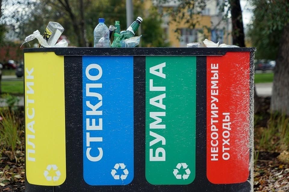 Раздельный сбор мусора актуален, если есть кому его перерабатывать