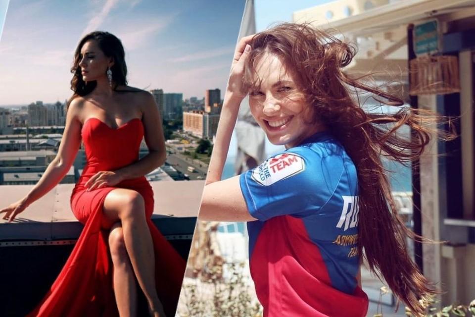 Катя - не только чемпионка, но и настоящая красавица. Фото: личный архив.