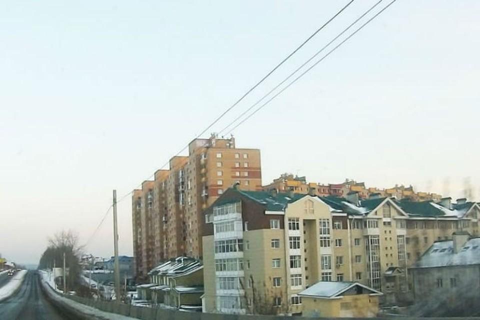Жители микрорайона Солнечный Иркутска остались без света. Фото: пресс-службы Иркутской электросетевой компании.