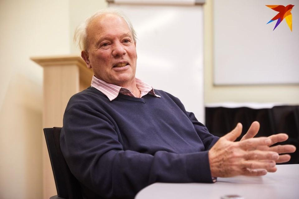 Французский историк Николя Верт: В 70-е в Минске мы жили богаче, чем в Париже.