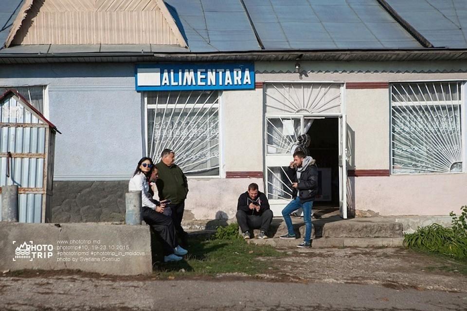 Громкий скандал разразился в обычном сельском магазинчике (Фото: phototrip.md).