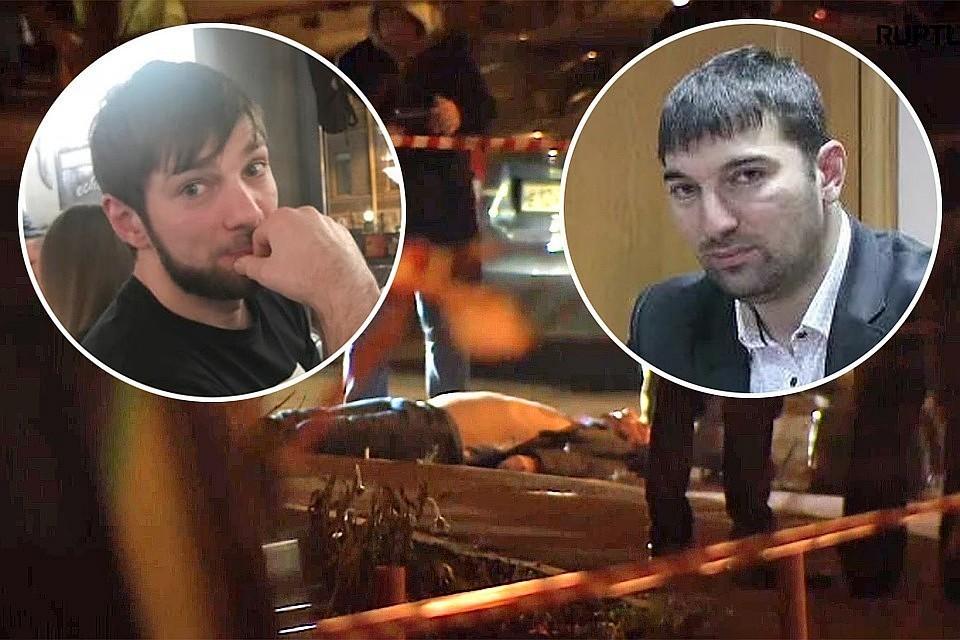 2 ноября, на западе Москвы неизвестный расстрелял главу ЦПЭ Ингушетии Ибрагима Эльджаркиева (справа) и его брата Ахмеда