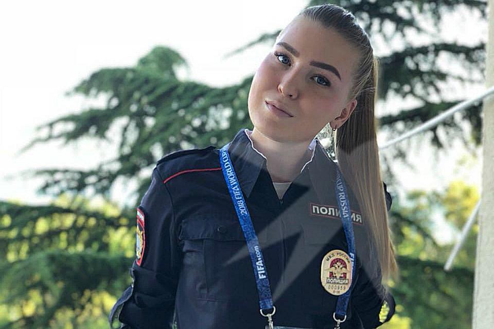 Маша уехала работать в райотдел полиции Сочи, чтобы ближе быть к морю