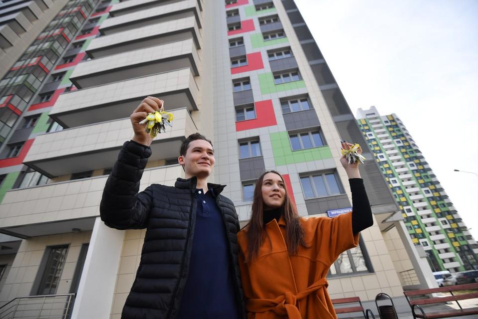 До конца этого года в центре Москвы планируют переселить 18 жилых домов по программе реновации.