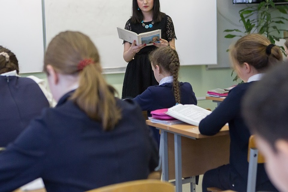 Большинство жителей Татарстана поддержали учительницу.