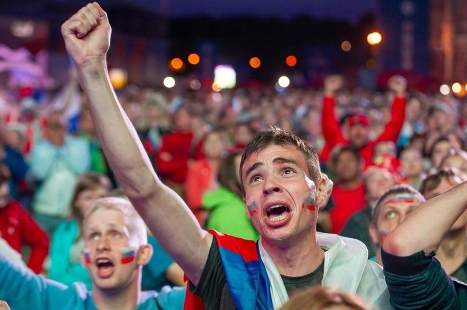 На Евро-2020 в Петербурге будут работать две фан-зоны.