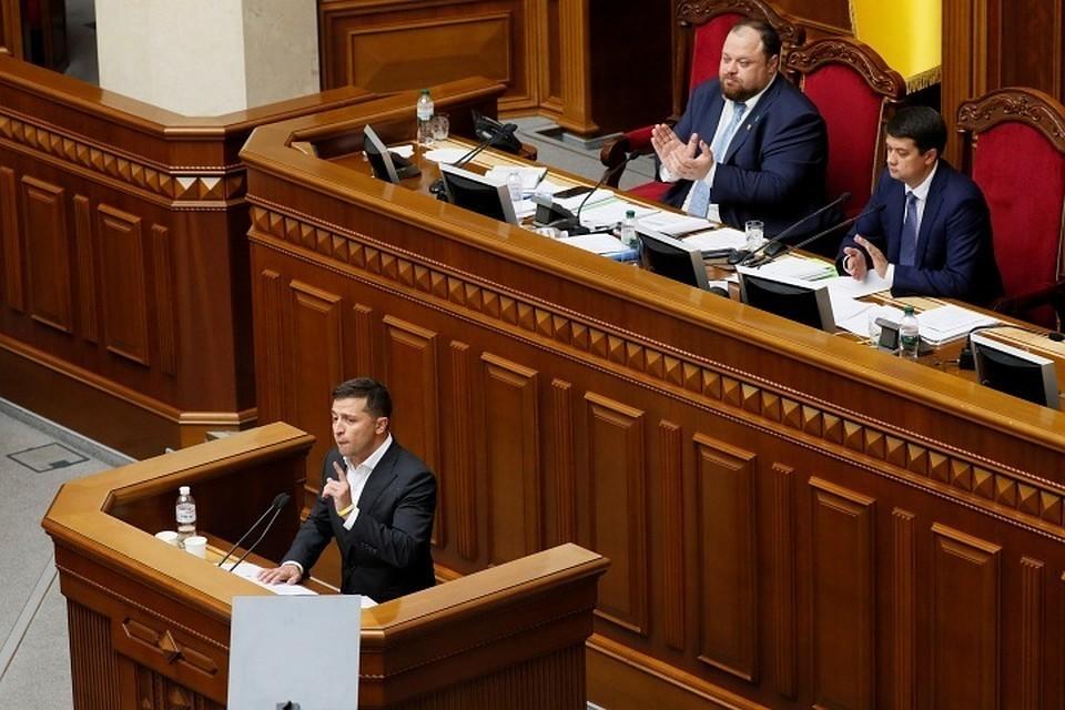Украинские националисты грозят Зеленскому новым Майданом из-за «нормандского саммита»